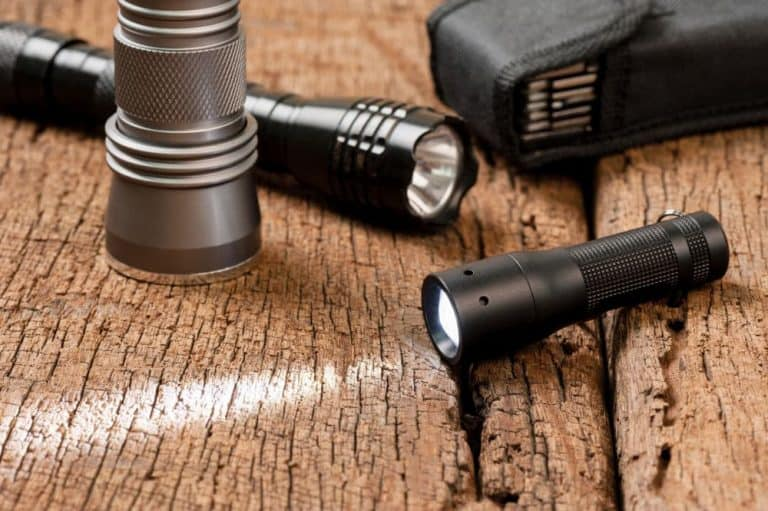 How To Best Use A Tactical Flashlight