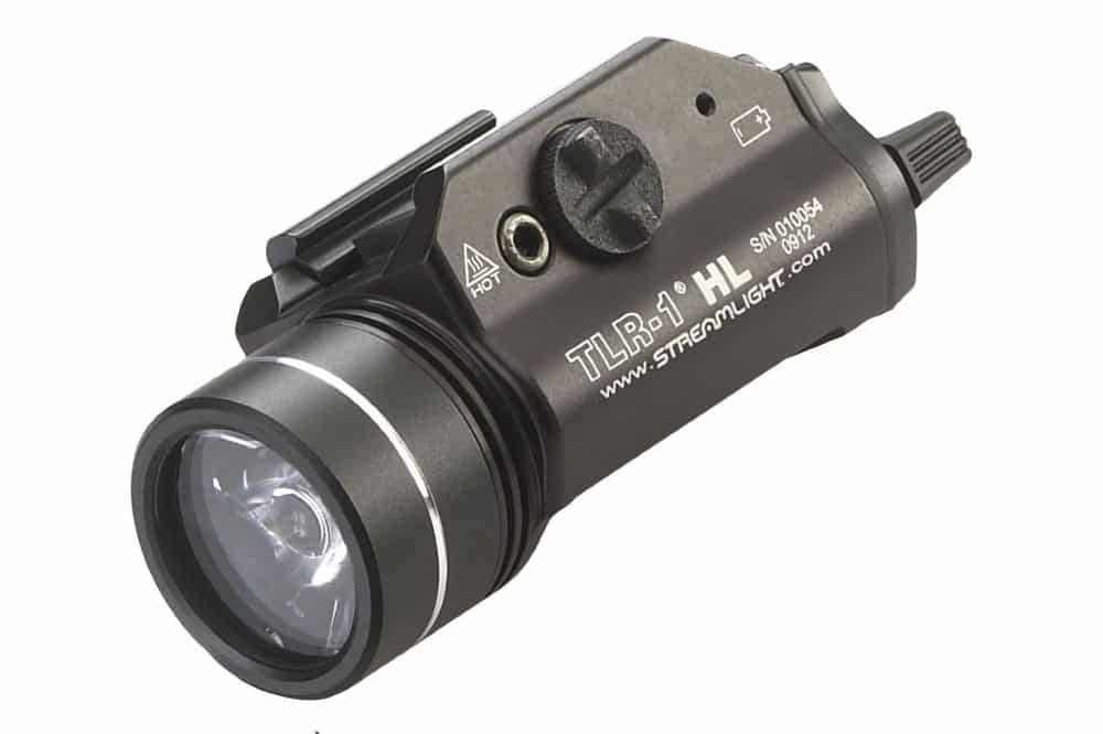 Streamlight 69260 TLR-1 HL Weapon Mount Tactical Flashlight Light 800 Lumens with Strobe Review
