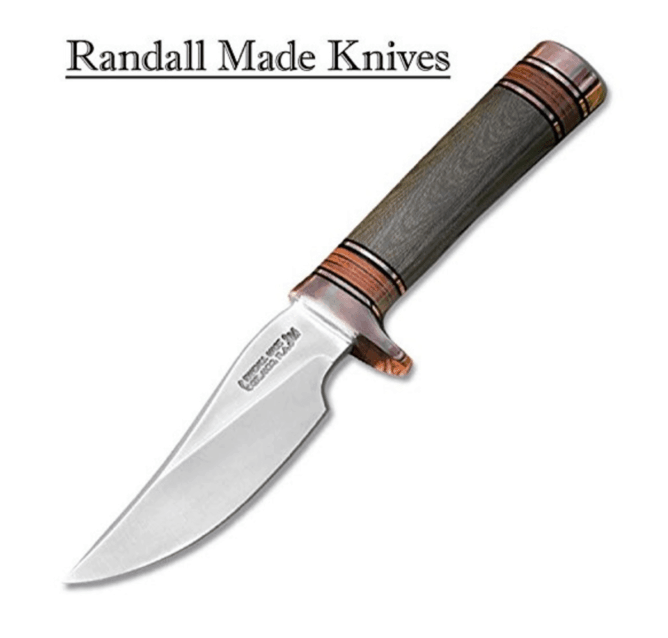 RANDALL MODEL 27M COPPER MINI KNIFE