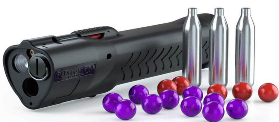 lifelite's pepperball flashlight